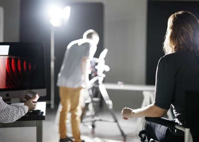Video Production BTS and Cover